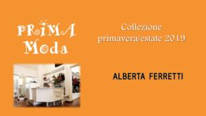 Alberta Ferretti primavera/estate 2019