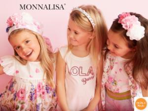 Monnalisa collezione Primavera/Estate 2019