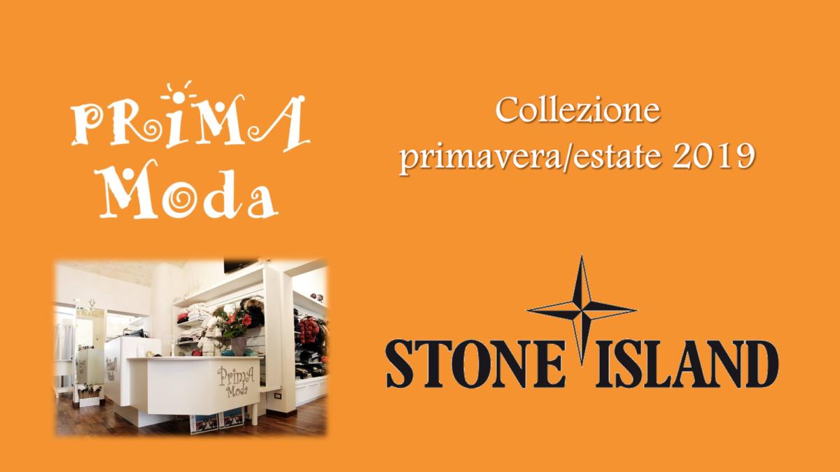 Stone Island collezione primavera/estate 2019