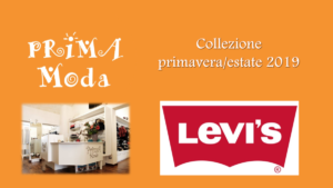 Levi's junior collezione primavera estate 2019