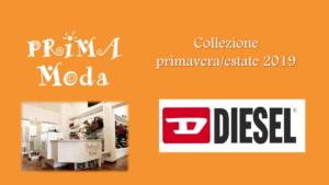 Diesel kid – collezione primavera estate 2019
