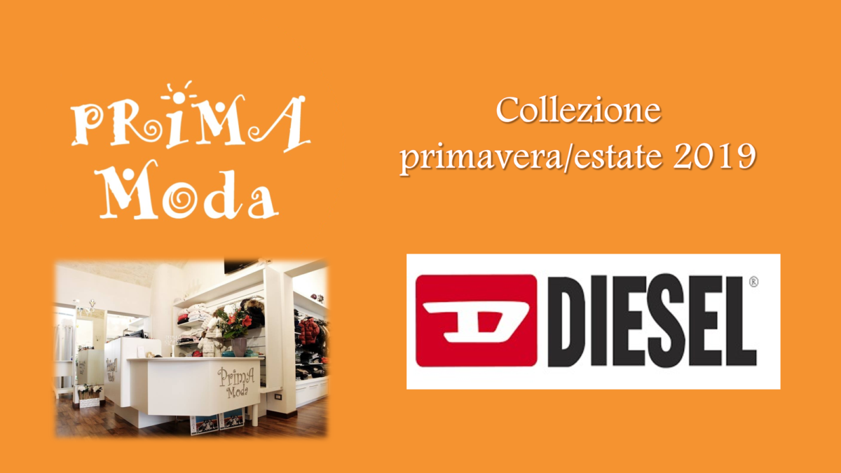 You are currently viewing Diesel kid – collezione primavera estate 2019