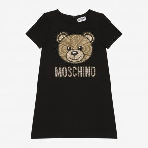 ABITO MOSCHINO TEDDY BEAR CON STRASS