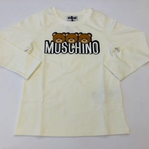 T-SHIRT MOSCHINO 3 ORSETTI
