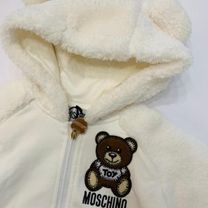 Felpa neonato Moschino Teddy Bear