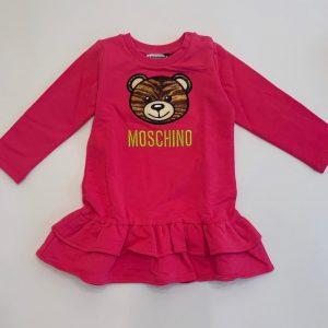 Abito Moschino Teddy Bear maculato
