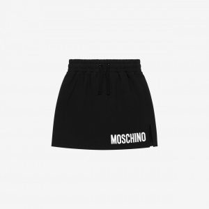 GONNA FELPA MOSCHINO