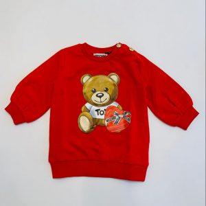 Abito Moschino Teddy Bear cuore